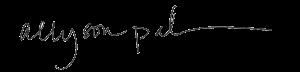 Allyson_pahmer-signature