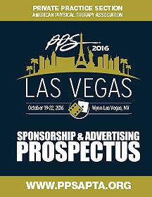 PPS 2016 Sponsorship & Advertising Prospectus
