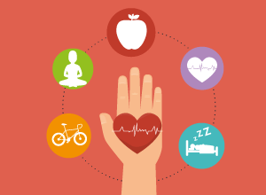 Wellness hand